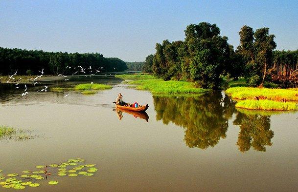 Trải nghiệm du lịch sông nước