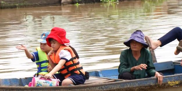 Chài lưới nuôi 3 con ăn học - Nhân vật: Nguyễn Quang Phúc - phát sóng ngày 06.09.2016