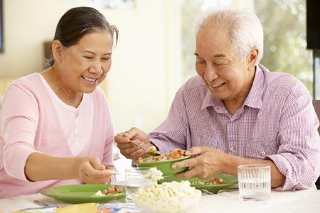 Thực phẩm giúp phòng ngừa đột quỵ cho người cao tuổi