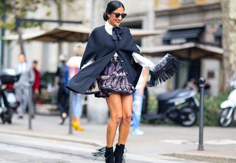 Phong cách công sở ở các kinh đô thời trang thế giới