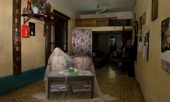 Triển lãm nhiếp ảnh đương đại re-cover của NS Phan Quang