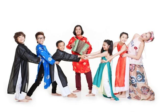 Phát hành MV ca nhạc của thí sinh Vietnam Idol Kids 2016
