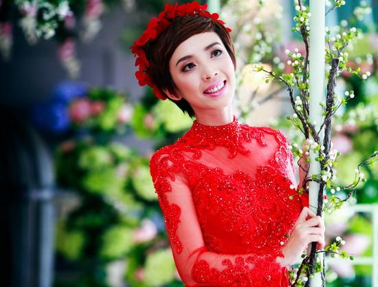 Diễn viên Thu Trang: Sẵn sàng cho những vai diễn đa diện