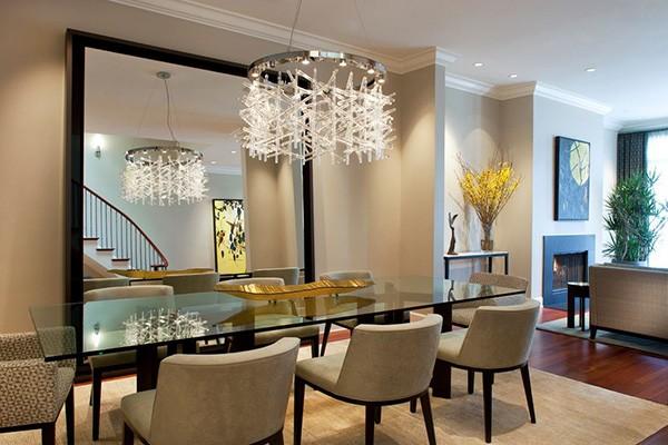 Lựa chọn đèn trang trí trong thiết kế nhà hiện đại