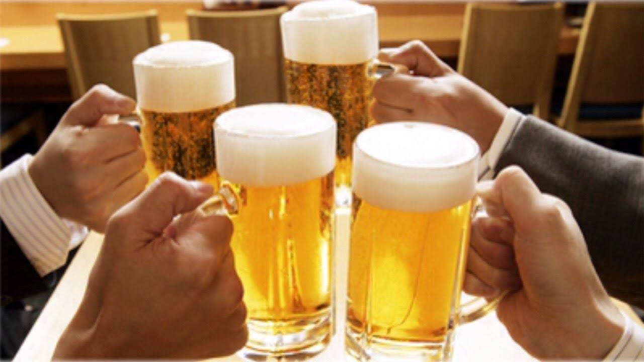 Giảm thiểu tác hại cho gan khi phải uống rượu bia