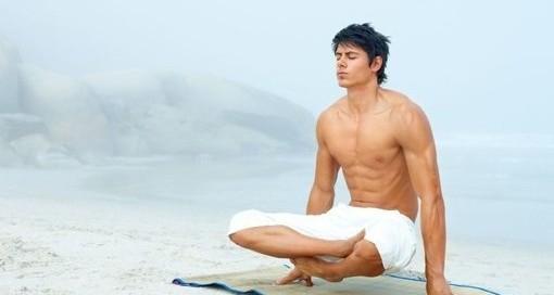 Yoga cho quý ông