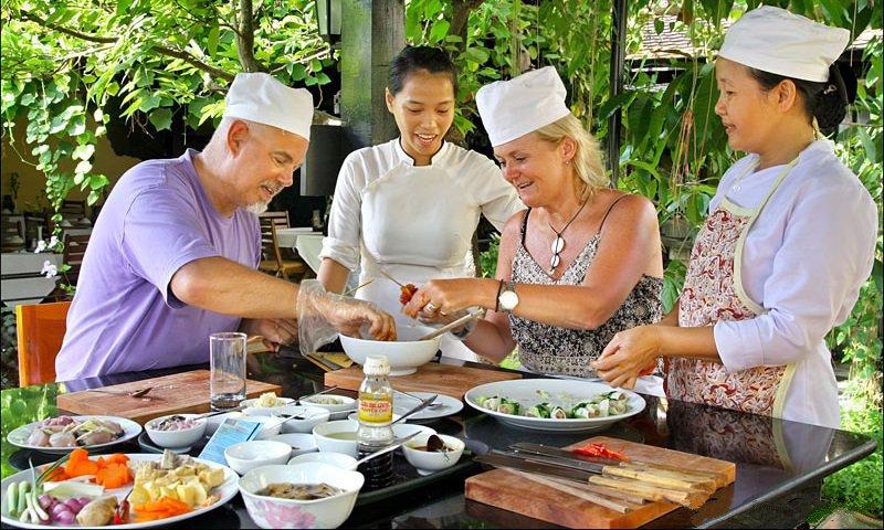Cooking class ở Hội An
