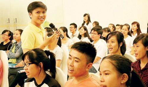 Cảm hứng học tập, xây dựng giá trị sống cho thanh niên từ Izi English Community